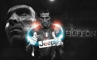 Gianluigi Buffon Juventus FC Wallpaper