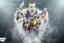 Oakland Warriors Stephen Curry