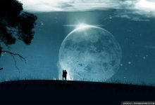 Full Moon Romantic Wallpapers