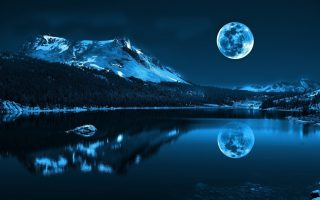 Full Moon Wallpapers For Desktop