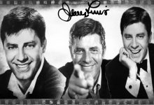 Jerry Lewis Wallpaper