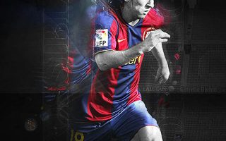Lionel Messi Iphone 7 Wallpaper