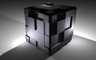 Cube 3D wallpaper HD