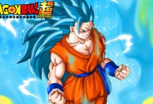 Goku New Form Dragon Ball Super Wallpaper
