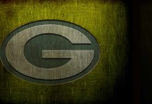 Green Bay Packers Wallpaper Border
