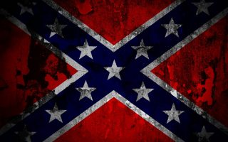 HD Rebel Flag Wallpaper