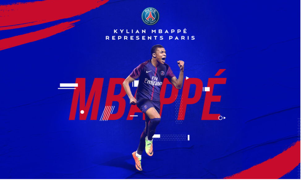 Kylian Mbappe PSG Wallpaper