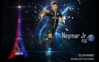 Neymar Paris Saint Germain Wallpaper