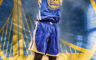 Stephen Curry Dunk Iphone Wallpaper