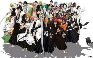 Bleach Wallpaper HD