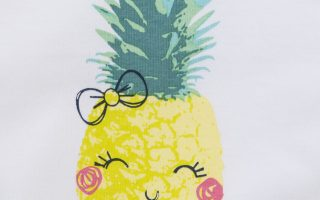 Cute Girly Iphone Wallpaper Pineapple
