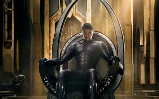HD Wallpaper Black Panther Movie
