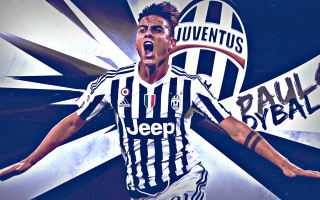 Paulo Dybala Juventus Wallpaper HD