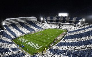 Penn State Football Stadium Wallpaper