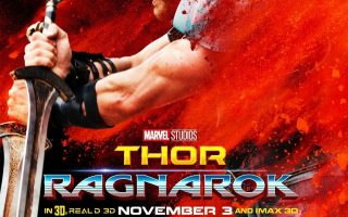 Thor Ragnarok HD Wallpaper