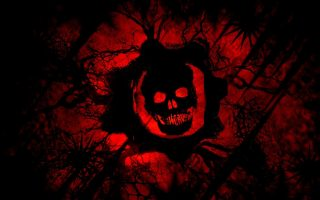 Gears of War Red Wallpaper