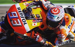 Wallpaper Marc Marquez Motogp