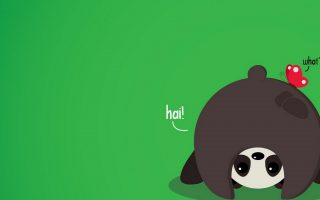 Cute Panda Wallpaper For Desktop