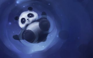 Panda Anime Wallpaper