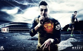 Mesut Ozil Arsenal Wallpaper HD