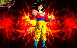 Goku SSJ4 Wallpaper HD With Resolution 1920X1080 pixel. You can make this wallpaper for your Desktop Computer Backgrounds, Mac Wallpapers, Android Lock screen or iPhone Screensavers