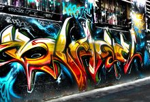 HD Wallpaper Graffiti Letters